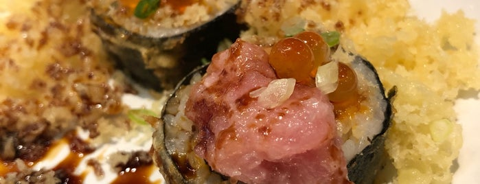 Honmono Sushi is one of Japanese Haven.