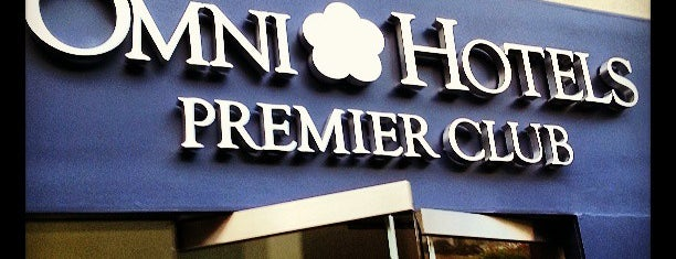 Omni Premier Club is one of Andrea's Liked Places.