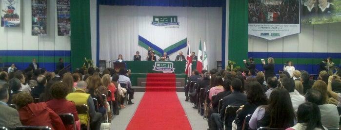 Centro Educativo Anglo Mexicano is one of Tempat yang Disukai Jorge Alejandro.