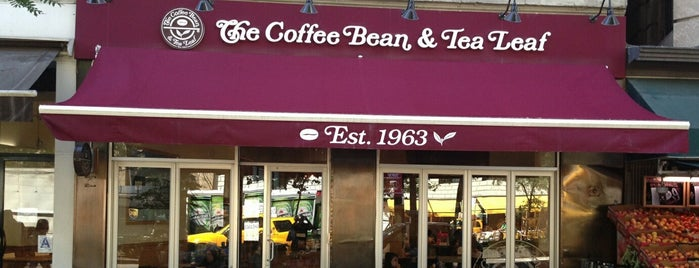 The Coffee Bean & Tea Leaf is one of Local Coffeeshops.