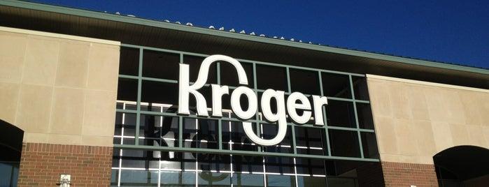 Kroger is one of Steven'in Beğendiği Mekanlar.