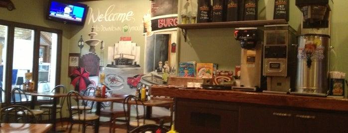 The Burger Spot is one of Orte, die Cayla gefallen.