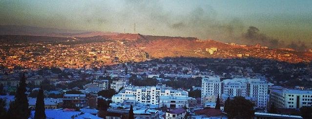 Mtatsminda | მთაწმინდა is one of Tbilisi.