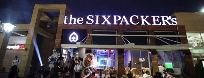 The Sixpacker's is one of Tempat yang Disukai Ali.