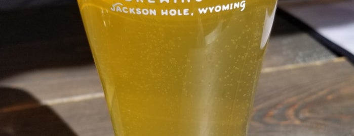 Roadhouse Brewing Company is one of Wyoming.