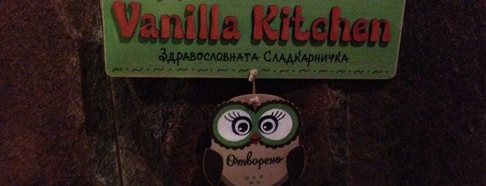 Vanilla Kitchen is one of Good Cakes.