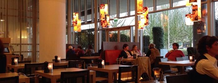 Café-Restaurant Dauphine is one of Coworking in progress, Amsterdam.