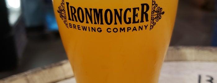 Ironmonger Brewing is one of Julie : понравившиеся места.