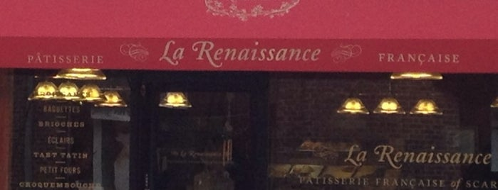 La Renaissance Bakery is one of Desserts - Westchester.