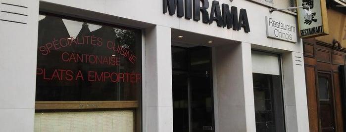 Mirama is one of PARIS - Food.