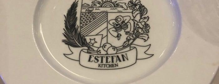 Estefan Kitchen is one of Ricardo'nun Beğendiği Mekanlar.