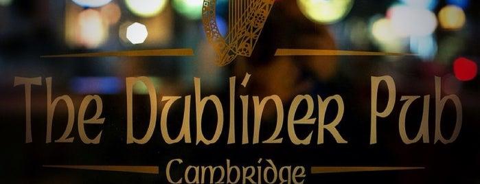 The Dubliner Pub is one of Lieux qui ont plu à Anne.