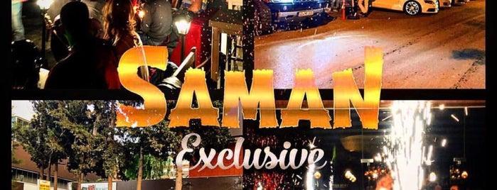 SAMAN Nargile Lounge Exclusive is one of Aydın: сохраненные места.