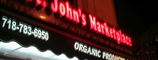 St Johns Marketplace is one of NYC - Best of Brooklyn.