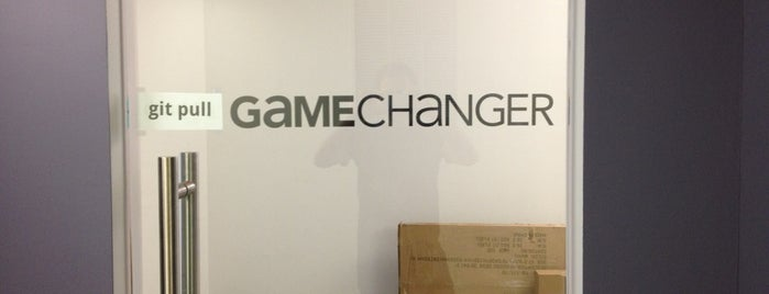 GameChanger World Headquarters is one of Silicon Alley, NYC (List #3).
