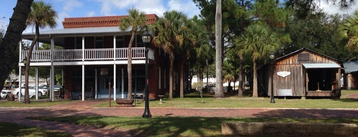 Manatee Village Historical Park is one of Florida.