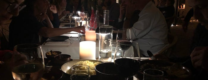 Salama is one of St. Tropez dinner.