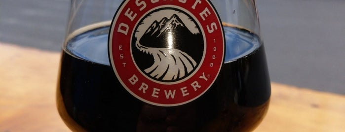 Deschutes Brewery Brewhouse is one of Ultimate Brewery List.
