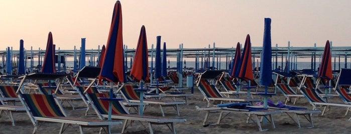 Bagno La Bussola is one of Riviera Adriatica.