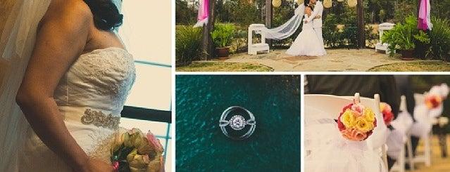 Wedding-y Places!