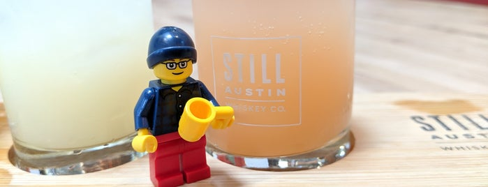 Still Austin-Distillery is one of Austin Activities.