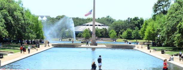 Hermann Park Reflecting Pool is one of Aptraveler 님이 좋아한 장소.