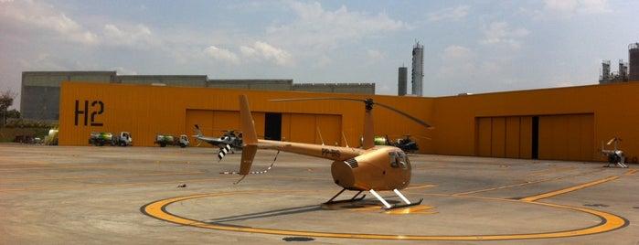 HBR Aviação is one of Lieux qui ont plu à Tati.