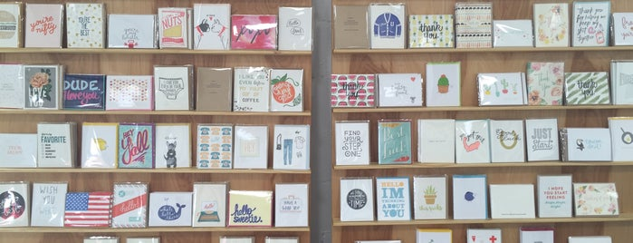 The Paper + Craft Pantry is one of Austinites.
