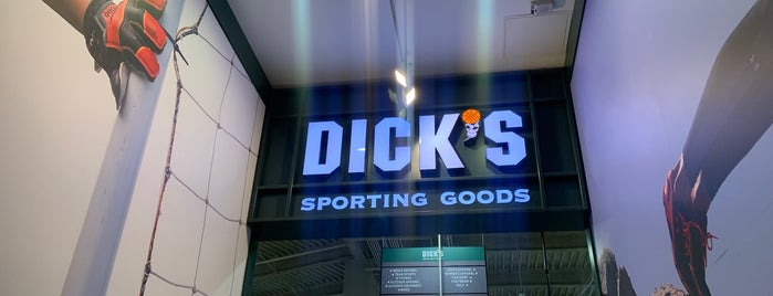 DICK'S Sporting Goods is one of Chicago.