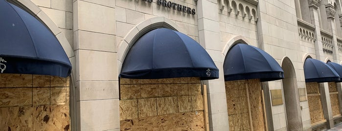 Brooks Brothers is one of Windy.