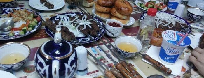 mihran Orta Asya Sofrası is one of Locais curtidos por Barış.