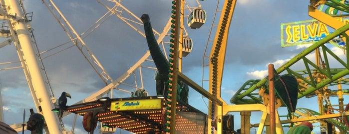 Feria de Córdoba is one of Orte, die MIGUEL gefallen.