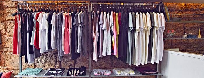 La T-shirterie is one of A LOT➡️Beirut.