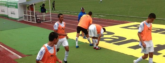 Estadio Cementos Progreso is one of 'Stadium Talk'....