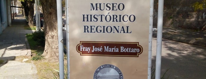 "Museo Histórico Regional ""Fray José María Bottaro"" is one of San Pedro."