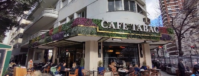 TABAC caffé & bar is one of Buenos Aires.
