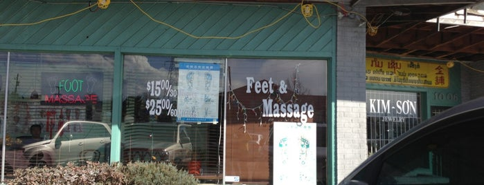 Miracle Touch Massage & Reflexology is one of Colorado.