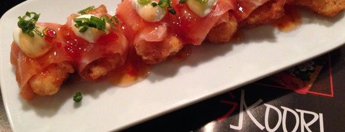 Koori Sushi is one of Ticket Restaurante.