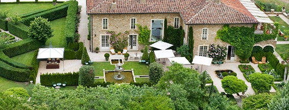 Relais Borgo Santo Pietro is one of WORLDS BEST HOTELS..