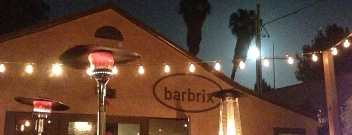Barbrix is one of LA to-do.