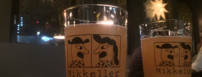 Mikkeller Bar is one of Бухарест.