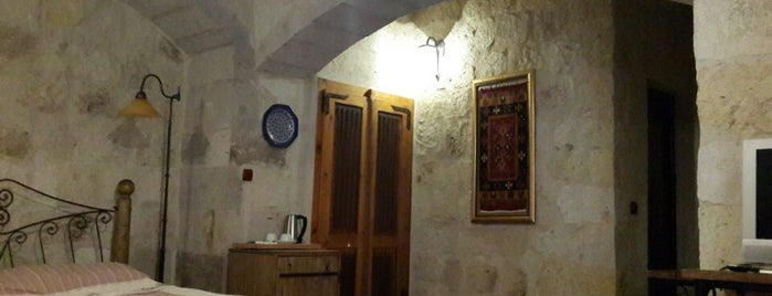 Sultan Cave Suites Goreme is one of Turkey - Cappadocia.