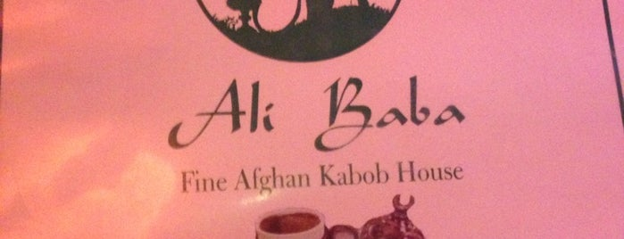 Ali Baba Kebab House is one of Tried.