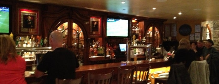 McHale's Bar & Grill is one of Bars. Just a list of bars..