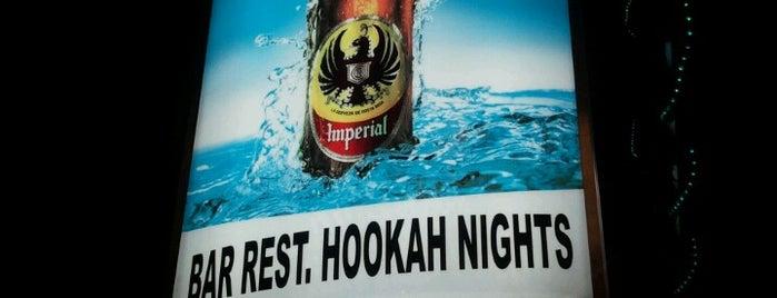 Hookah Nights is one of Heredia.