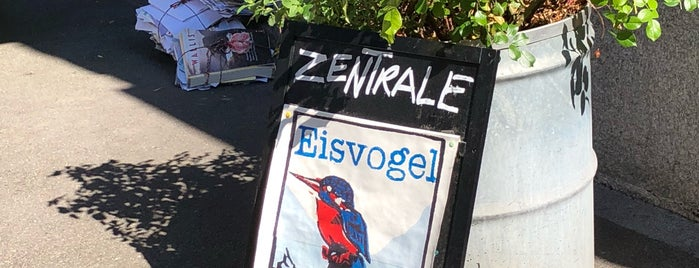 Eisvogel is one of Zürich ••Spotted••.