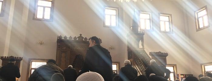 ihlas marmara evleri 3.kisim camii is one of Lieux qui ont plu à Nihat.
