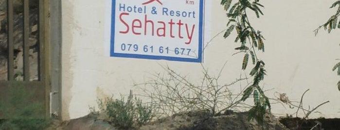Sehatti Resort & Spa is one of Posti che sono piaciuti a Emilio.