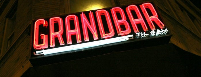 GrandBar is one of Starry Eyed Surprise.