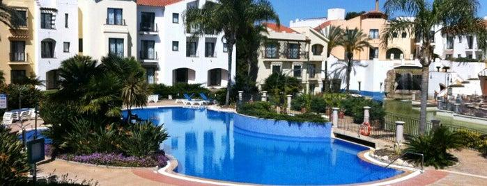 Hotel PortAventura is one of PortAventura.